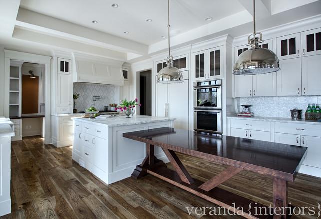 Kitchen Ideas. Inspiring Kitchen Ideas #KitchenIdeas  Veranda Estate Homes & Interiors