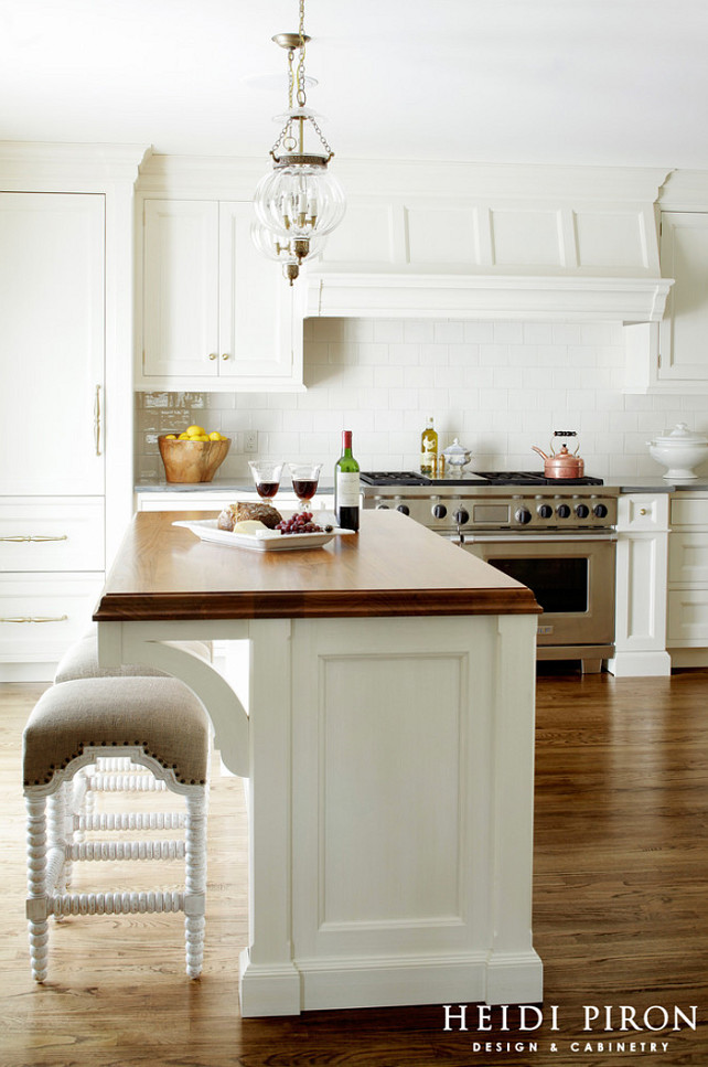 Classic Off White Kitchen Design Happy New Year Home