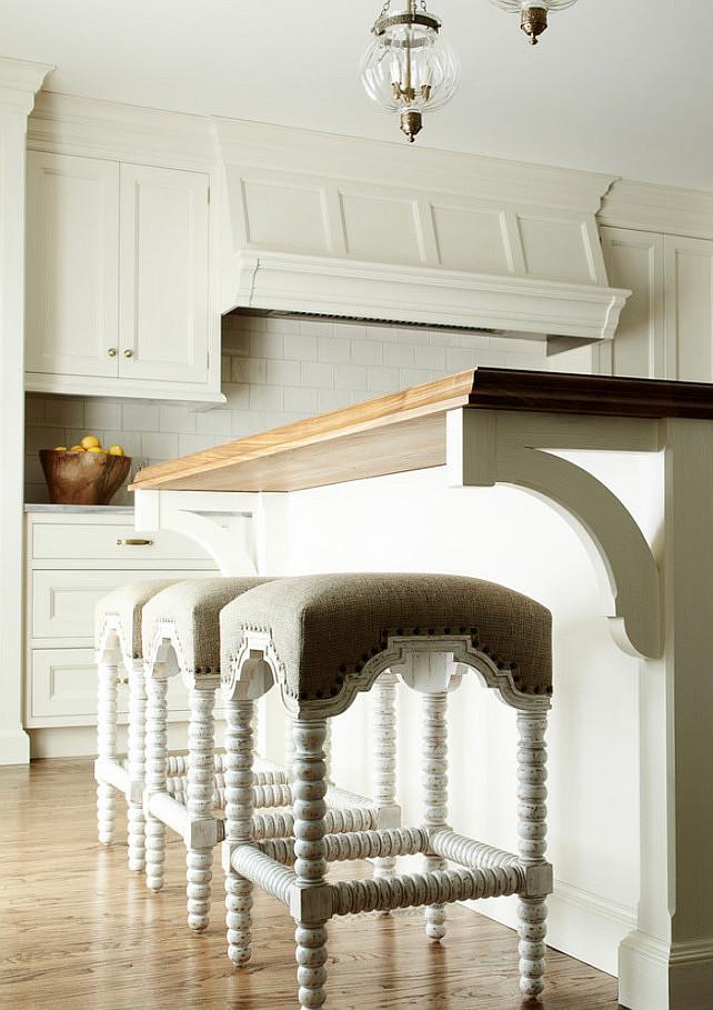 Kitchen Island Countertor Stool Ideas. Counterstools Are