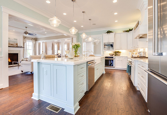 Kitchen Island Paint Color Ideas. Kitchen Island Paint Color Ideas. What color to paint your kitchen island. Trendy kitchen island paint colors. #KitchenIslandPaintColor #KItchen #KitchenIsland #PaintColor