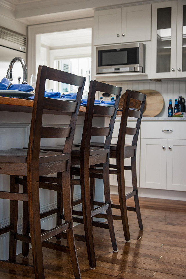 Kitchen Island Stools. Counter Stool Ideas. #KitchenIlandStools #CounterStools