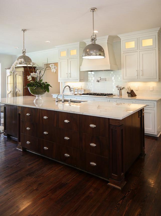 Kitchen Island. Kitchen Island design. Large custom kitchen island. #KitchenIsland #KitchenIslandDesign