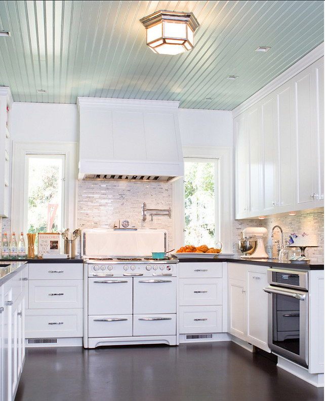 Kitchen Paint Color. Benjamin Moore Bali 702 #BenjaminMoore #Bali 702