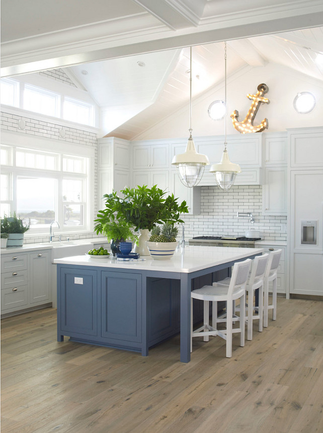 latest coastal living showhouse home bunch interior