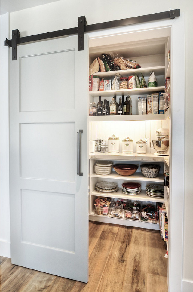 kitchen pantry door ideas