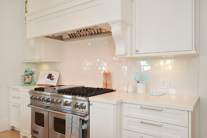Kitchen Range Cabinet and Hood Ideas. Sunshine Coast Home Design.