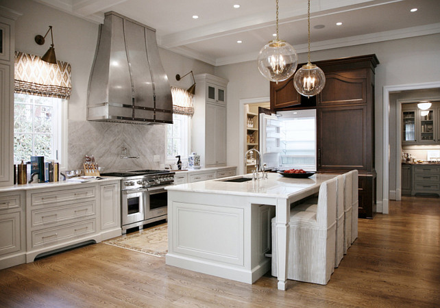 Http Www Homebunch Com Warm White Kitchen Design Gray Butlers Pantry