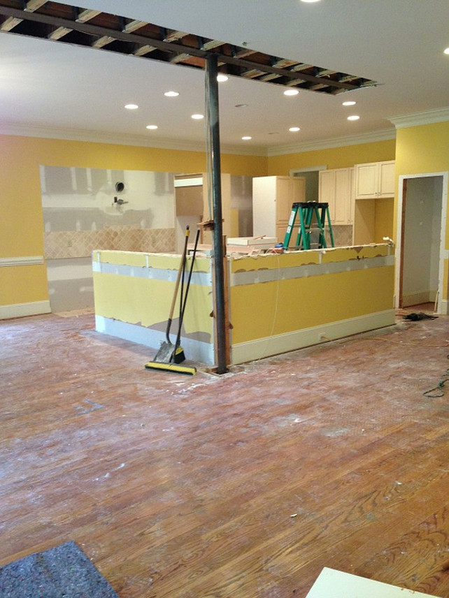 Kitchen Reno. Starting A Kitchen Reno. See Results. The transformation is amazing!#KitcheReno.