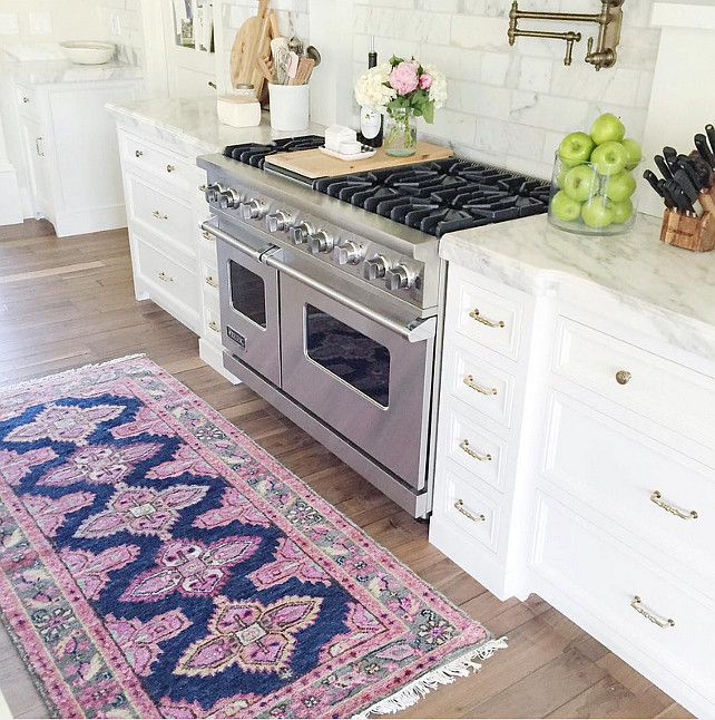 Kitchen Runner. Kitchen Runner Ideas. Kitchen Runner by Range. #Runner #Kitchen #KitchenRunner Pink Peonies.