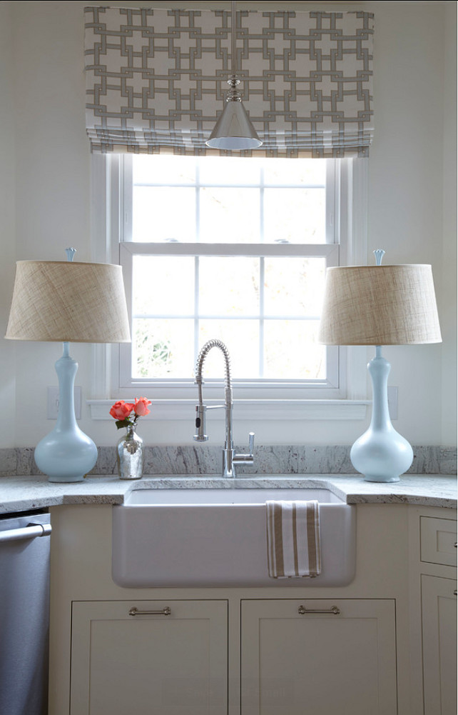 Kitchen Sink. Farmhouse sink ideas.
