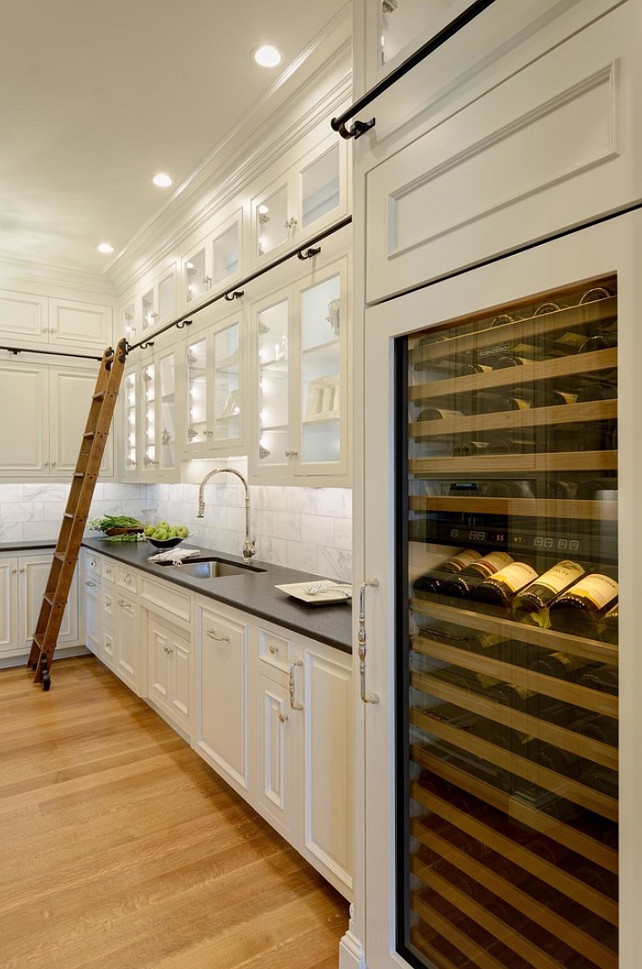 Kitchen Wine Cooler. Kitchen Wine Cooler Ideas #Kitchen #WineCooler