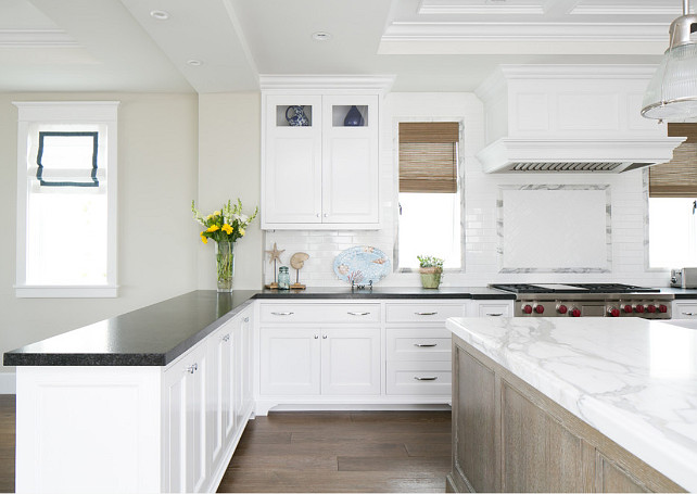 White Kitchen Grey Countertop simple white kitchen light floors luxury with cabinets black