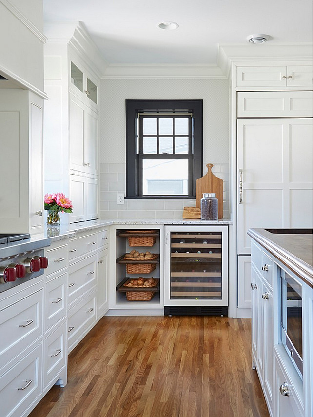 Bistro Style Kitchen With Breakfast Nook