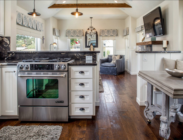 small cottage kitchen design ideas historic cottage in california home bunch interior 8005