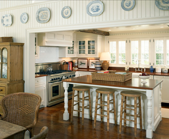 Martha's Vineyard Traditional Coastal Home Home Bunch