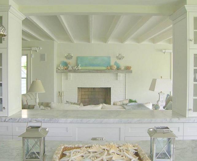 Kitchen. Coastal Kitchen. Kitchen with coastal decor. #Kitchen #CoastalKitchen #CoastalDecor