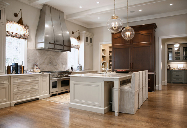 Kitchen. Kitchen Design. Kitchen Paint Color. Kitchen Cabinet Paint Color. Kitchen Cabinet Paint Color Ideas. Kitchen Island. Gray Kitchen Island. Kitchen Ideas. Gray Kitchen. #Kitchen