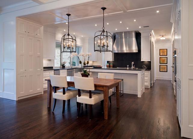 Kitchen. Kitchen Lantern Ideas #Kitchen #KitchenLantern #lanternLighting Phil Kean Design Group