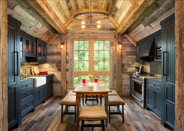 rustic kitchen design ideas rustic design ideas - Rustic Design Ideas