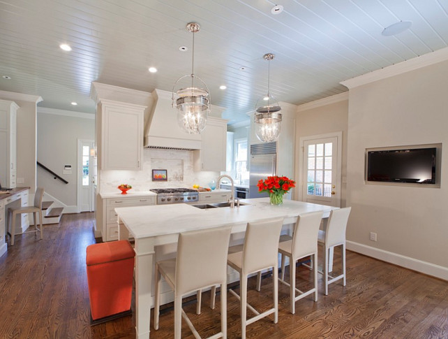 Kitchen. Transitional Kitchen Ideas #TransitionalKitchen #Kitchen Advanced Renovations, Inc.
