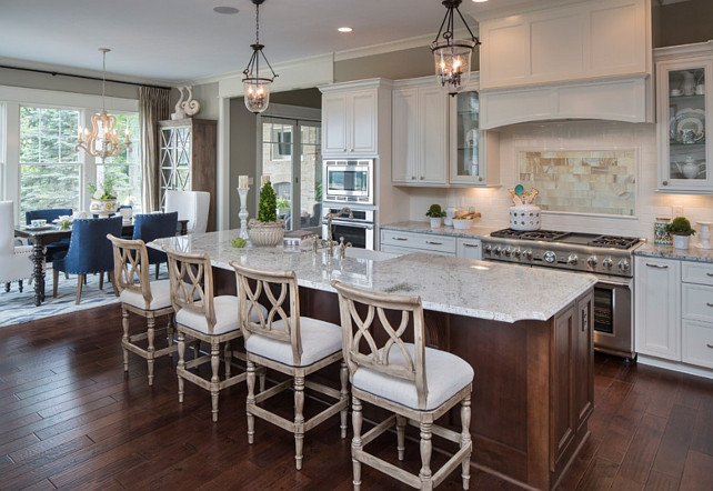 open kitchen floor plans pictures beautiful family home with open floor plan home bunch 7191