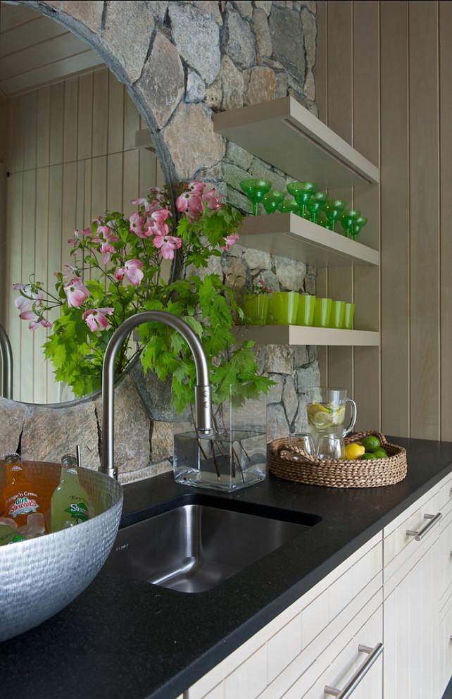 Kitchenette. Kitchenette Design Ideas. Practical, small Kitchenette design. Brooks and Falotico Associates, Inc.