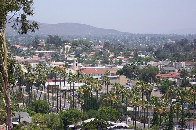 La Mesa, San Diego, California. #SanDiego #LaMesa #California Via San Diego Free Press.