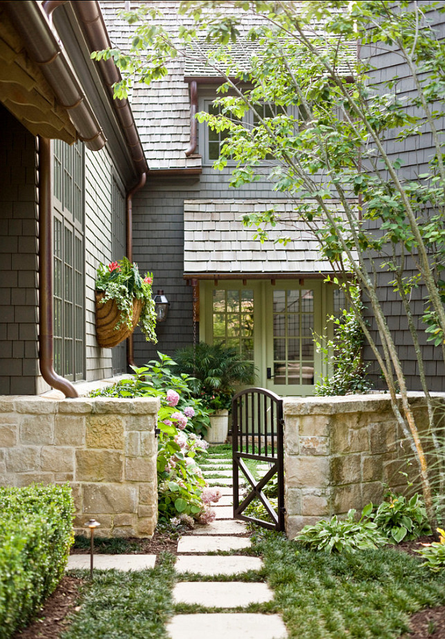 Create a Welcoming Entrance with a New Front Door - Home ... on Backyard Entryway Ideas id=62423