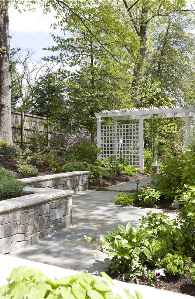 Landscaping Ideas. #LandscapingIdeas  2 Ivy Lane.