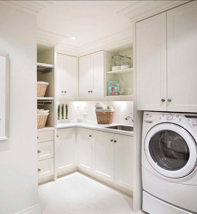Laundry Room Regina Sturrock Design Inc.