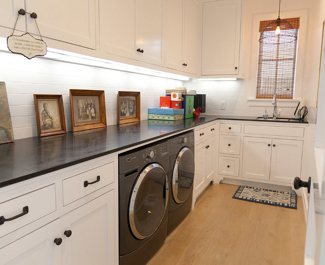 Cabinet paint color laundry room home design 2017 - Paint colors for laundry room ...