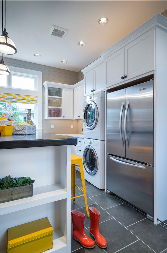 Laundry Room. Laundry Room Ideas. Laundry room design ideas. #LaundryRoom