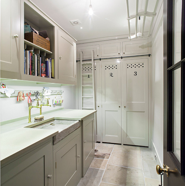 Laundry Room. Laundry Room Paint Color. Laundry Room Ideas #LaundryRoom #LaundryRoomPaintColor