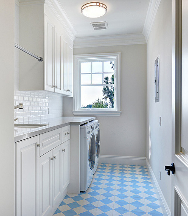 Laundry room design interior design ideas home bunch - Laundry room layout ideas ...