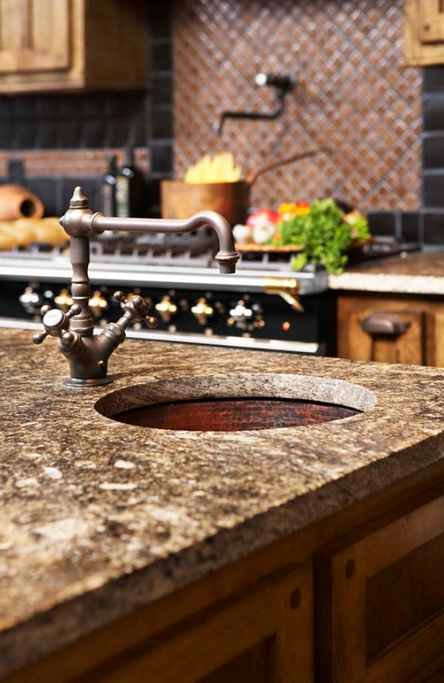Kitchen Prep Sink Ideas. Great Kitchen Prep Sink! #Kitchen #Sink
