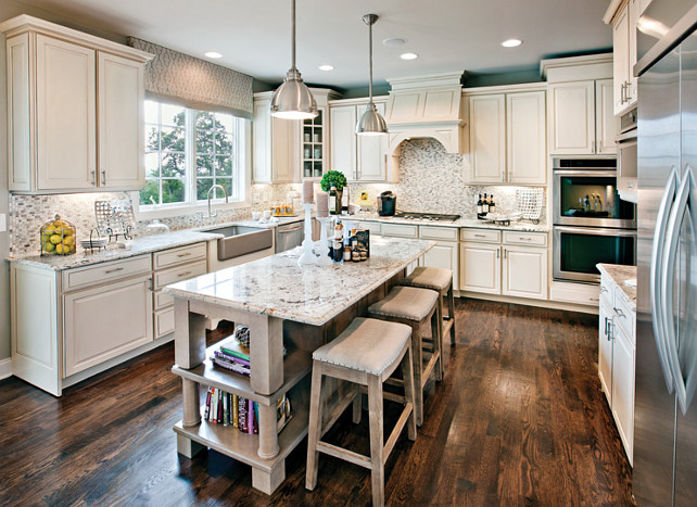 the island kitchen family home floor color scheme ideas home bunch 2716