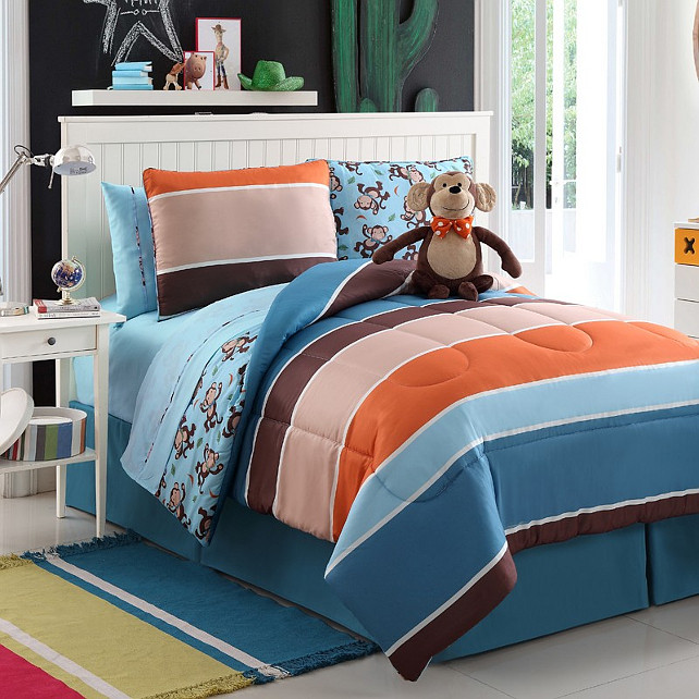 Colonial Bungalow Family Home Design Amp Kids Bedding