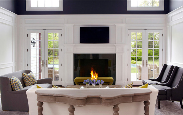 Living Room Design Ideas. Inspiring living room design and living room furniture layout. #LivingRoom #LivingRoomDesign #LivingRoomFurniture #LivingRoomLayout