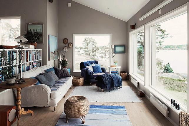Scandinavian Cottage Home Bunch Interior Design Ideas
