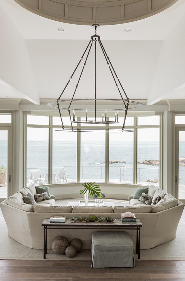 Living Room #LivingRoom Anita Clark Design.