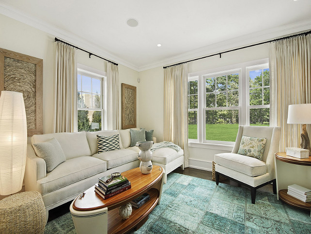 Living Room Texture Ideas. #LivingRoom #Interiors #Texture Sotheby's Homes.