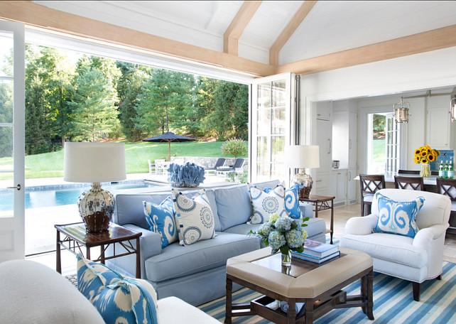Living Room. Living Room Decor Ideas. Brooks and Falotico Associates, Inc.