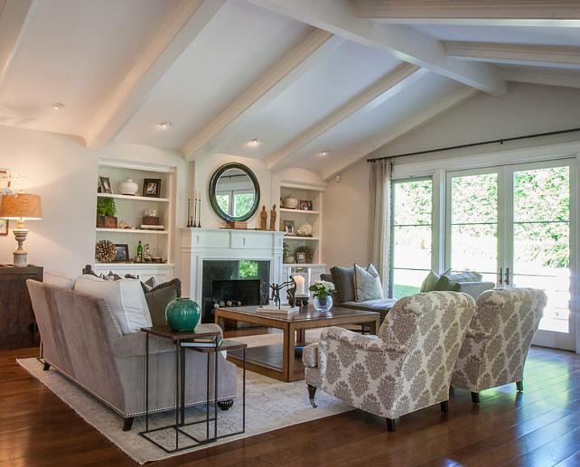 Living Room. Living Room Decor Ideas. #LivingRoom Fleming Distinctive Homes.