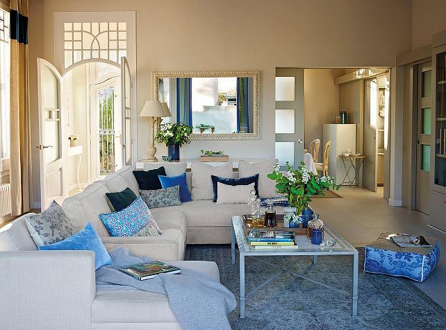Living Room. Living Room Furniture Layout. Living Room Ideas. #LivingRoom