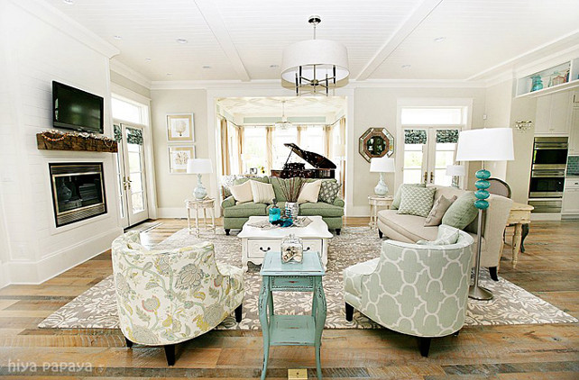 Hamptons Style Family Home for Sale - Home Bunch Interior Design Ideas