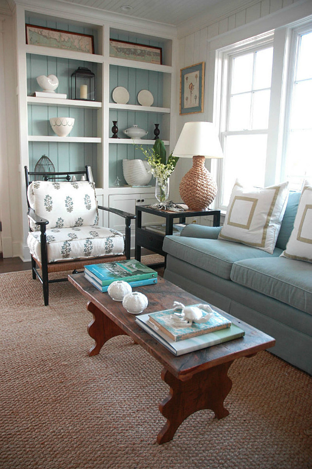 Shingle Beach Cottage With Coastal Interiors Home Bunch
