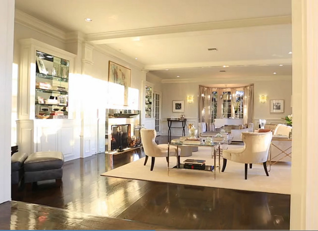 Living Room. Tailored Living Room #LivingRoom
