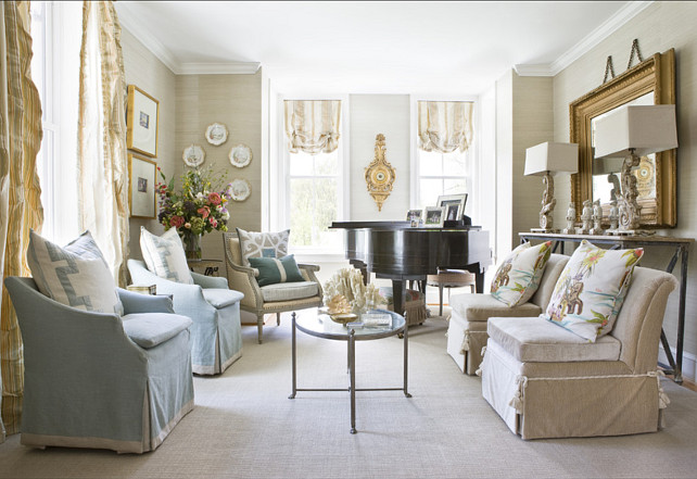 Living Room. Traditional Living Room Design. Formal Living room. #TraditionalLivingRoom  2 Ivy Lane.