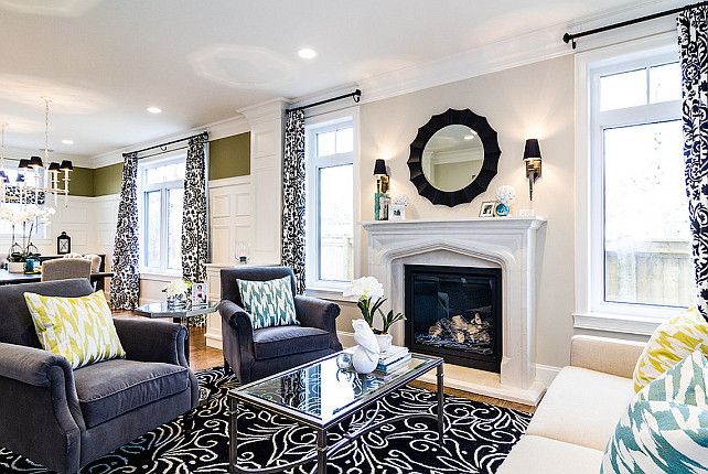 transitional living room design family home with stylish transitional interiors home 14285