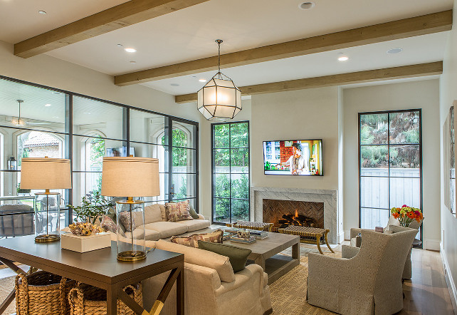 Living Room Decor Ideas: How To Create A Beautiful New Home: Tips For Moving
